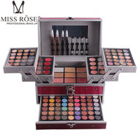 Wholesale Miss Rose Makeup Kit Full Professional Makeup Set Box Cosmetics for Women Color Lady Make Up Sets