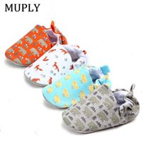 Wholesale fabric flowers for shoes for sale - Group buy Baby Girls Boys First Walkers Soft Infant Toddler Shoes Cute Flower Soles Crib Shoes Footwear for Newborns baby