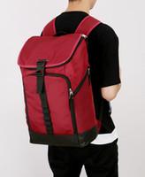 Wholesale 2019 unisex shoulder bag handbag travel bag student backpack couple casual fashion bag