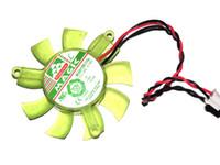вентилятор 12v 2wire оптовых-MGA5012MB-O10 12V 0.1A 2Wire Вентилятор охлаждения
