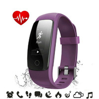 Wholesale id107 smart bracelet online – ID107 Heart Rate Smart Bracelet Watch Heart Rate Monitor Pedometer Smart Band Wireless Fitness Tracker Wristband for All Smartphone