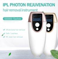 ingrosso dispositivi laser per la depilazione-Portable IPL dei capelli del dispositivo di rimozione di rimozione permanente dei capelli del laser macchina di rimozione dei capelli indolore Profesional Attrezzature BA
