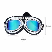 Wholesale racing bicycle goggles for sale - Group buy New Arrival motorcycle goggle GOGGLES racing bicycle bike Scooter Cruiser Helmet Eyewear glasses Well Sell