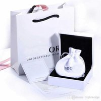 Wholesale gift certificate boxes resale online - Brand jewelry box piece set bracelet gift box with jewelry bag Brand certificate warranty card invoice tote bag jewelry box