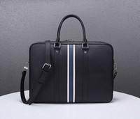 ingrosso grande attività-valigette di design da uomo borsa da lavoro in vera pelle di alta qualità Lus Vit borsa a mano in vera pelle di grande capacità