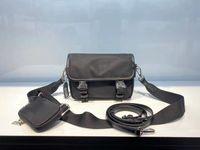 Wholesale mens cross body messenger bags for sale - Group buy New Luxury Designer Bag Fashion Handbags Messenger Bag Cross body Handbag Water Proofed Nylon Bag For Women Mens