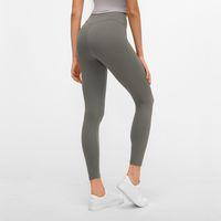 mulheres sensuais calças de yoga leggings venda por atacado-New Womens cintura alta Leggings Yoga Autumn Ladies Sexy estiramento Corredor da ginástica Calças Sportswear Mulheres Leggins Workout