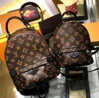 Wholesale mini travel accessories for sale - Group buy 2019 NEW BRAND FXLOUIS VUITTON old flower mini backpack MICHAEL KOR shoulder bag clutch handbag travel tote LOUIS