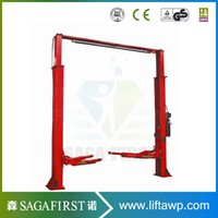 Wholesale car lifting for sale - Group buy 5 Tonne Heavy Duty Hydraulic Post Maintenance Car Lift for SUV