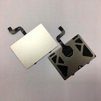 trackpad-kabel großhandel-Original 98% neue A1398 Touchpad für Macbook Pro Retina 15 Zoll 2013 2014 Jahr Trackpad Touchpad mit Kabel getestet einwandfreies Funktionieren