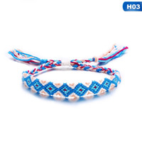 Wholesale lace anklets women for sale - Group buy New Hand Braided Rope Anklet Bracelet Handmade Foot Jewelry For Women Ankle Beach Summer Jewelry Accessories