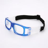 d839fac68e Cubojue Sports Glasses Frame Men Basketball Football Eyeglasses Man s  Degree Optical Prescription Eye Goggles Male Transparent. 34% Off