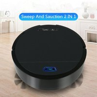 Wholesale camera dust for sale - Group buy New USB Rechargeable Smart Automatic Floor Dust Dirt Sweeping Robot Vacuum Sweeper for Home Office Use