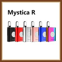 değişken voltaj mod kitleri toptan satış-Otantik Airis Mystica R Vape Mod 450 mAh VV Ön Isıtma Pil Gerilim Değişken Kalın Yağ Kartuşu Mystica Hava Vape Kalem Başlangıç Kiti