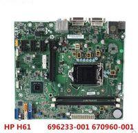 Wholesale socket 478 motherboards sata for sale - Group buy HP JOSHUA H61 uATX Intel Desktop Motherboard