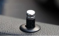 guarnição da porta do carro do carbono venda por atacado-1 conjunto de decoração do parafuso de elevação da Porta de Carro de fibra de Carbono cobre guarnição para BMW 1 3 4 5 Série 3GT X1X3X4X5X6