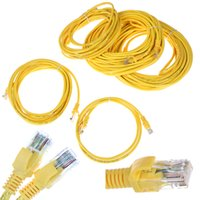 Wholesale router cabling for sale - Group buy High Speed M CAT5e Ethernet Cable RJ45 Ethernet Network LAN Cable Router Computer Cables for PC Router Laptop
