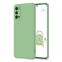 Wholesale huawei mate 10 pro screen protector online – TPU Soft Phone Case with screen protector for Samsung S20 plus ultra A71 A51 for iPhone Pro MAX XS XR SE