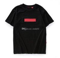 hop pink t shirts achat en gros de-Ras du cou T-shirt rose été Nouveaux Hommes Femmes Tee Hip Hop Casual T-shirt 8 Couleurs