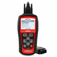 lector de código ford escáner al por mayor-OBD2 Escáner KW808 Herramienta de diagnóstico automotriz OBD 2 Escáner automático Motor Lector de código de soporte PUEDE J1850