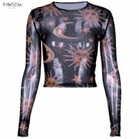 Wholesale korean red clothes for sale - Group buy Cartoon Printing Blouse Summer Korean Short Sleeve Simple Female Women Shirts Casual Style Plus Size Female Clothes