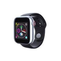 ingrosso smart watch per iphone apple-Più nuovo Z6 Smartwatch per Apple Iphone Smart Watch Orologi Bluetooth 3.0 con fotocamera Supporta SIM TF Card per smartphone Android