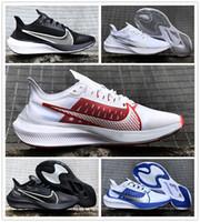 logotipos de zapatos para correr al por mayor-2019nbspNIKE AIR ZOOM GRAVITY hombre zapatos para correr air ZOOM 37 zapatillas deportivas para correr al aire libre logotipo grande tamaño zapato para caminar tamaño 40-45