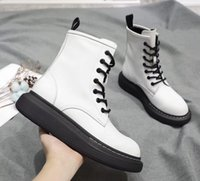 Wholesale ups gear for sale - Group buy Platform Ankle Boots Black Boots Women Designers Boots Ladies Luxury Gear Beautifal Shoes Platform Comfortable Outdoor Shoes Top Selling