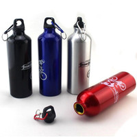 Wholesale bike bicycle aluminum water for sale - Group buy Water Bottle ML Bicycle Water Bottle Aluminum Alloy Bike Outdoor Sport Camping Hiking Waterbottle ciclismo