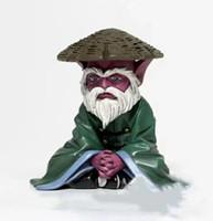 ingrosso figure di pvc di saint seiya-6cm Saint Seiya Anziani Dohko Action Figure da collezione Modello Hot Toys Compleanni Regali Bambola Nuovo Arrvial PVC Spedizione gratuita