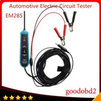 Wholesale circuit meter for sale - Group buy Car diagnostic EM285 V DC Probe Car Electric Circuit Tester Automotive Tester Electrical System Diagnostic Cable Meter