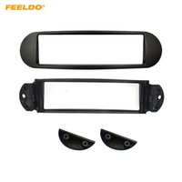 Wholesale dvd for car installation for sale - FEELDO One Din Car Stereo Radio Fascia Frame For Volkswagen Beetle DVD CD Panel Dash Mounting Installation Trim Kit
