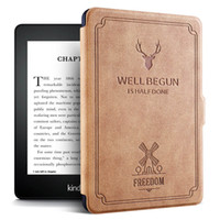 ingrosso casi per accendere carta bianca-Custodia New Case For Kindle Paperwhite 6
