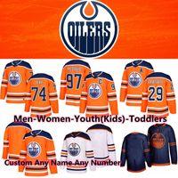 Wholesale ryan nugent hopkins jerseys for sale - Group buy 2020 Season Edmonton Oilers Jerseys Connor McDavid Leon Draisaitl Ryan Nugent Hopkins Sam Gagner Ethan Bear hockey jerseys
