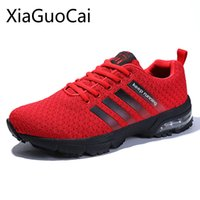 мужская повседневная обувь оптовых-Highest Quality Hot Sale Mens Casual Sneakers Air Mesh Plus Size Spring Autumn Unisex Casual Shoes Couple Flat Shoes