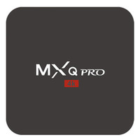 Wholesale google 3d box online - MXQ Pro Android TV Box K Amlogic S905W Quad Core Streaming Media Player support D IPTV p