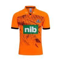 rugby blau großhandel-Neuseeland Super Rugby Trikots 2019 Blues Trikot Rugby Trikots Liga Trikots 18 19 Blues Trainings Trikot s-3xl