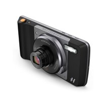 Wholesale droid covers online – custom Hasselblad True Zoom Camera For Motorola Moto Z4 Z3 Play Z2 Force Z Droid Phone Moto Mods Style Shell Magnetic Adsorption Cover J190702