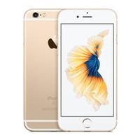 telefones de toque desbloqueados venda por atacado-Remodelado original da apple iphone 6s desbloqueado celular com toque ID dual core 16 gb / 64 gb 4.7 polegadas 12mp câmera do telefone