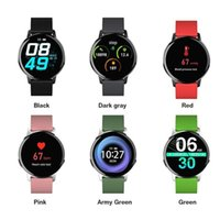 Wholesale bluetooth for glasses resale online - New T4 Smart Watch Waterproof Bluetooth Tempered Glass Fitness Tracker Heart Rate Monitor Men s Women For Xiaomi Huawei iPhone DHL free