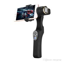 venta de samsung usado al por mayor-Venta caliente nuevo producto XJJJ JJ-1 2 Axle Handheld Phone Brushless Gimbal Hand Gimbal use for small 7 Inch Mobile Phone Iphone samsung huawei