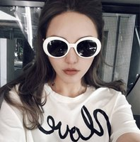 Wholesale stage sunglasses for sale - Group buy Brand Design Luxury Unisex Stage Prop Glasses Unisex Fashion Sunglasses Oval Frame Sun Glasses Party Carnival Eyewear Goggles