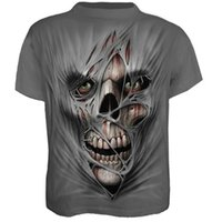 ingrosso grande stampa 3d-Summer new Big Code T-shirt da uomo T-shirt da uomo con maniche corte in 3D e American con stampa digitale