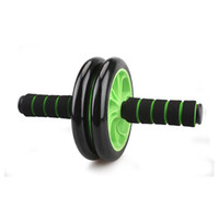 Wholesale training rollers resale online - FDBRO Ab Rollers Abdominal Muscle Wheel Rolling Pulley Abdomen Waist Vest Line Men Women Sports Fitness Training Apparatus Bodying Training