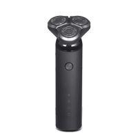 бритвы для мужчин оптовых-Электробритва 3D с плавающей головкой 3 Сухое влажное бритье Моющееся Основное-Sub Двойное лезвие Turbo + Режим Comfy Clean