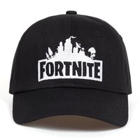 ingrosso cappelli notturni-Luxury Designer Baseball cap fortnite fort night letters embroidery dad hat outdoor summer men and women sun hat cotton snapback cap