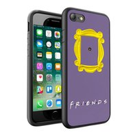 ingrosso custodie per iphone iphone-Central Perk Friends Tv Show Cassa del telefono per Iphone 5c 5s 6s 6plus 6splus 7 7plus Samsung Galaxy S5 S6 S6ep S7 S7ep