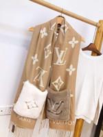 холодный шарф оптовых-Зимние шарфы для мужчин женская Шаль теплый анти-холодный стильный карманный дизайн шарфы высокое качество горячие топы размер 200 * 45 см 2 цвета дополнительно