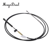Wholesale cable gen for sale - Group buy MagiDeal Heat Resistant Marine Boat Throttle Shift Cable for Mercury Gen II Top Control Ft Kayak Canoe Boat Dinghy