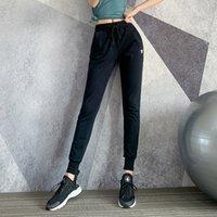 Wholesale yoga foot resale online - 2019 Cotton Sports Loose Wide Leg Dance Speed Dry Beam Foot Knickerbockers Fitness Yoga Pants Female